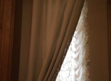 Фарнцузская штора