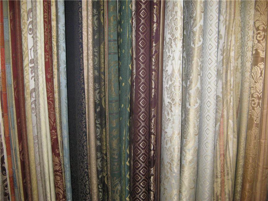 Где купить ткань для штор в Санкт-Петербурге